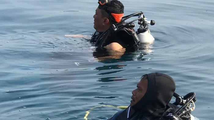 Thomas Riska Menyusuri Surga Tersembunyi di Bawah Laut Pagar Jaya