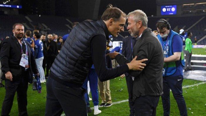 Chelsea Juara Liga Champions 2021,Thomas TuchelDapat Kontrak Baru dari Roman Abramovich