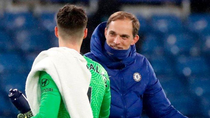 Hasil Liga Inggris Chelsea Bungkam Newcastle 2-0, Pemain Buangan Lampard Bersinar di Tangan Tuchel