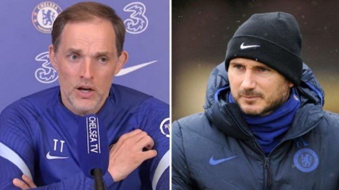 Thomas Tuchel Sebut Lampard Sebagai Sosok Penting di Balik Kesuksesan Chelsea