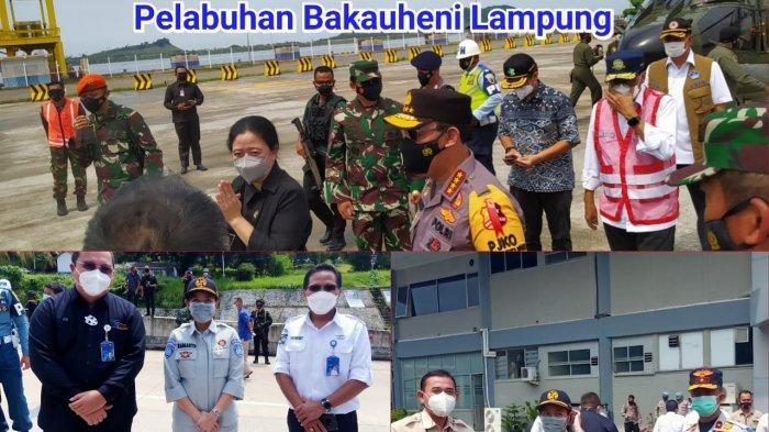 Kacab PT Jasa Raharja Lampung Menyambut Kunjungan Ketua DPR RI Beserta Rombongan