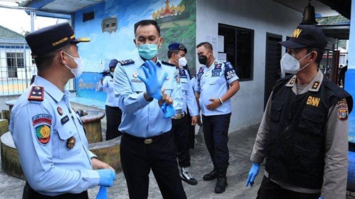 Tidak Ditemukan Kasus Positif Covid-19 di Lapas Kalianda, Lampung Selatan
