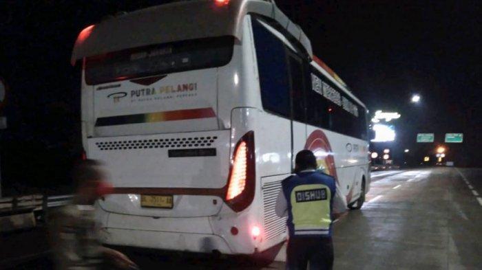 Lolos dari Pelabuhan Merak, 3 Bus AKAP Terjaring di Pelabuhan Bakauheni