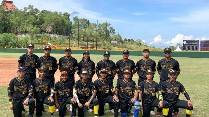 Bisbol Putra Lampung Cukur Kalteng 23-0, Sofbol Ditundukkan DKI Jakarta