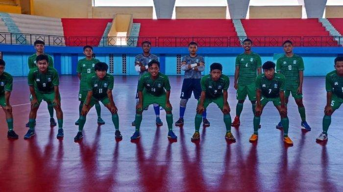 Hasil Pertandingan Futsal Grup A PON XX Papua 2021
