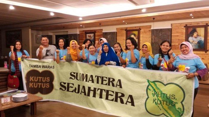 Tim Kutus-kutus Sumatera Sejahtera Gelar Meet Up di Lampung