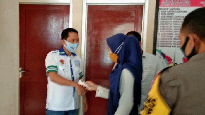 Hipni-Melin Gugat KPU ke Bawaslu Lampung Selatan Pekan Depan