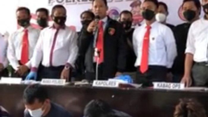 Tim Serigala Utara Siap Tumpas Begal di Lampung Utara