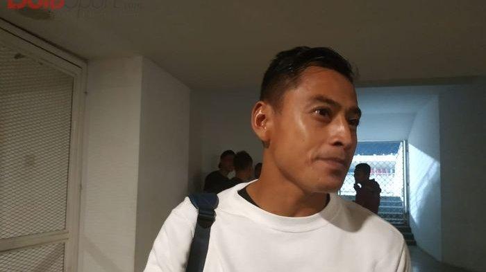 Timnas Kalah Telak, Striker Persita Samsul ArifPuji Penampilan Timnas :'Korea Banget Lah Pokoknya'