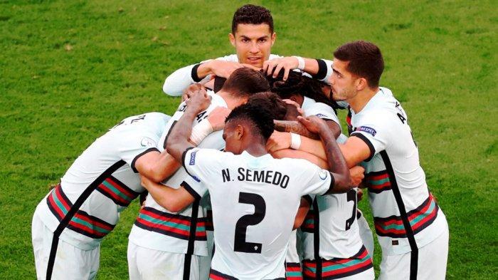 UPDATE Hasil Pertandingan dan Klasmen Euro 2020, Ronaldo Buktikan Dirinya Belumlah Habis