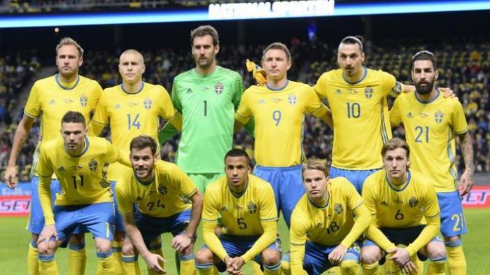 Ilustrasi, jadwal Timnas Swedia di Euro 2021