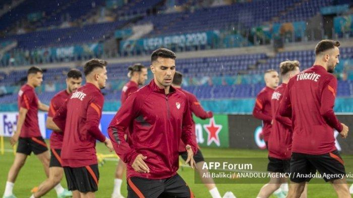 Jelang Pembukaan Euro 2020, Turki Siap Jegal Italia di Laga Perdana