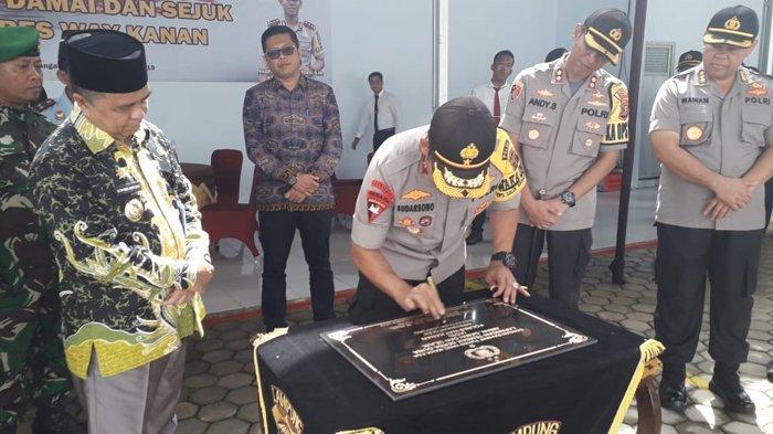 Tingkatkan Kepercayaan Masyarakat, Wakapolda Lampung Tekankan Program Prioritas Kapolri