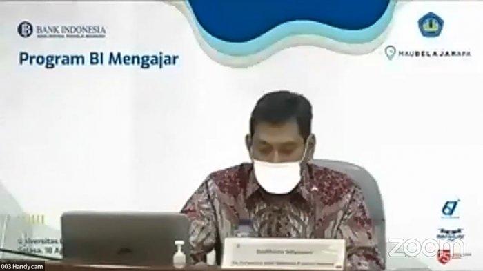 Tingkatkan Literasi Ekonomi dan Bank Sentral, BI Lampung Gelar Program BI Mengajar di Unila