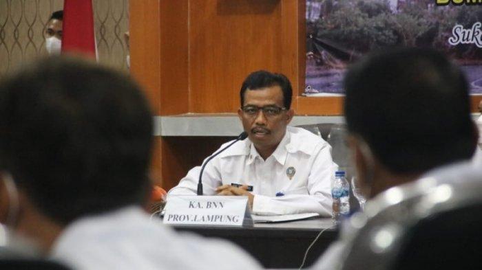Tingkatkan Sinergi, BNN Provinsi Lampung Sambangi Pemkab Lampung Timur