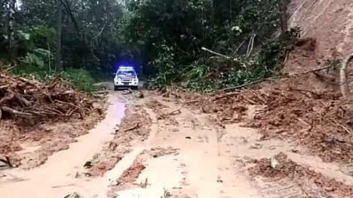Proses Evakuasi Longsor di Jalan Liwa-Krui Diprediksi Memakan Waktu hingga 5 Hari