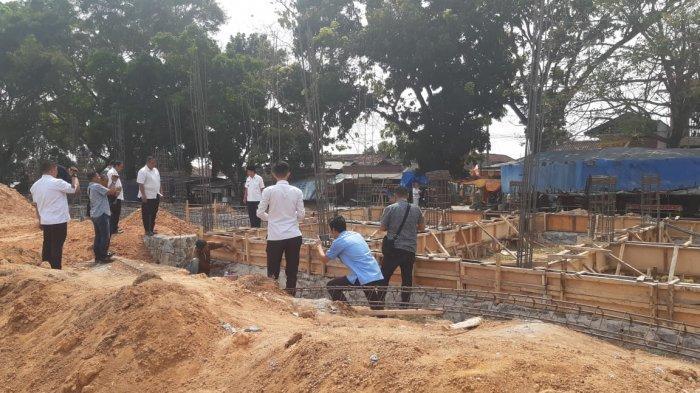 Wali Kota Herman HN Cek Perkembangan Tiga Proyek