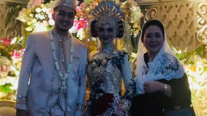 Momen Titiek Soeharto Hadiri Pernikahan Najwa Shihab, Putri Rizieq Shihab