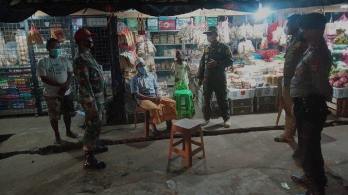 TNI-Polri Lampung Timur Imbau Warga Kurangi Aktivitas Malam
