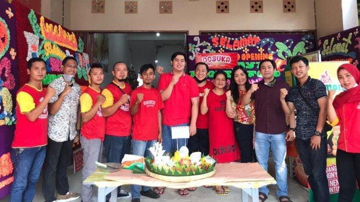 Toko Djaya Frozen Food Hari Ini Grand Opening di Pasar Pekalongan Lampung Timur