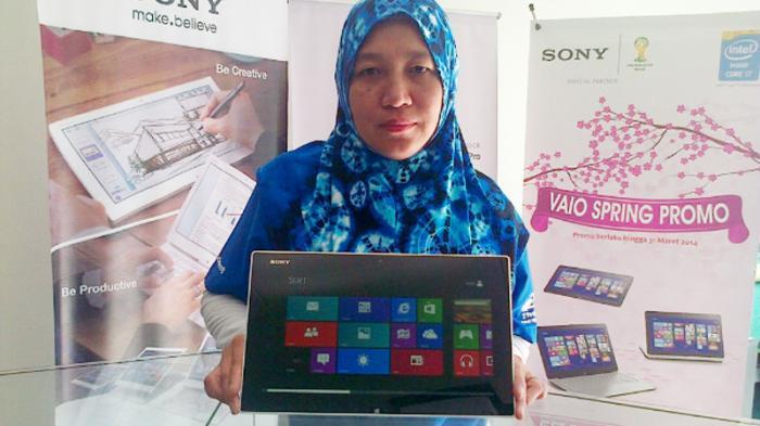 Harga Laptop Baru di Lampung Tinggi, Laptop Bekas Pakai Jadi Buruan