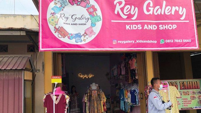 Pelaku Pencurian Menggasak Baju Daster dan Pakaian Anak-anak, Weni Alami Kerugian 600 Ribu