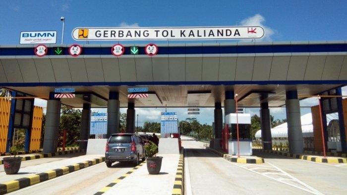 Tol Lampung Juga Dilakukan Penyekatan, di Pintu Tol Kayu Agung dan Simpang Pematang