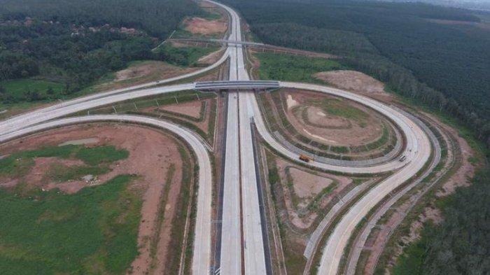 Hutama Karya Bagi-bagi Kartu E Toll Gratis Sepanjang Toll Trans Sumatera -Tanjung Priok