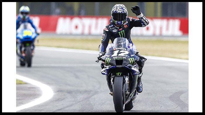 Jadwal MotoGP Styria 2021, Maveric Vinales Frustrasi