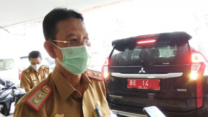 Total Kasus Covid-19 di Lampung Tembus 3.030, 2 Lagi Pegawai Inspektorat Positif Corona