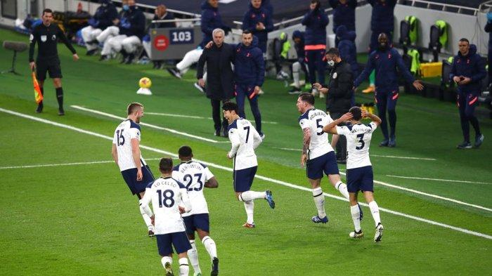 Jadwal Liga Inggris dan Link Siaran Langsung Newcastle vs TottenhamMalam Ini