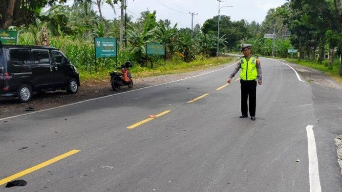 Toyota Cayla vs Honda Beat di Jalinsum, 1 Orang Meninggal Dunia Akibat Lakalantas Maut