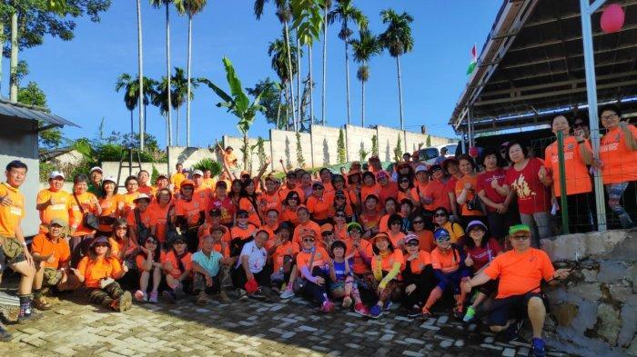 Berbasah-basah, Lewati Track Menantang dan Berharap Jadi Tuan Rumah Pan Indo Hash 2021