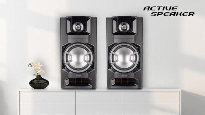 Tren Speaker Active Terbaru dengan Design yang Compact dan Serba Digital
