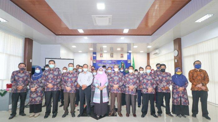 Rektor UM Metro Lantik Pengurus Pusat Ikatan Alumni Periode 2020 - 2025