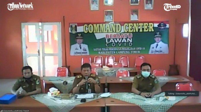 Tribun Lampung Award 2021, Lampung Timur Sabet Best Stakeholder Cooperation