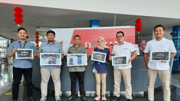 Tunas Daihatsu Lampung Sabet Penghargaan Best of The Best Dealer Outlet