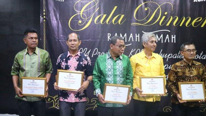 Tribun Lampung Sabet Penghargaan dari KPU