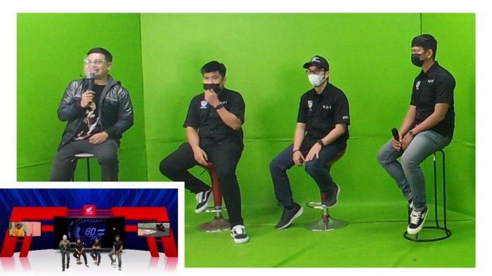 Tunas Honda Lampung Hadirkan Komunitas HJCI di Acara Happy Haour