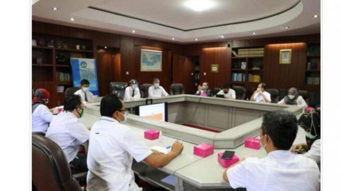 Unila Gelar Rapat Koordinasi Tim RSPTN Tahun 2021