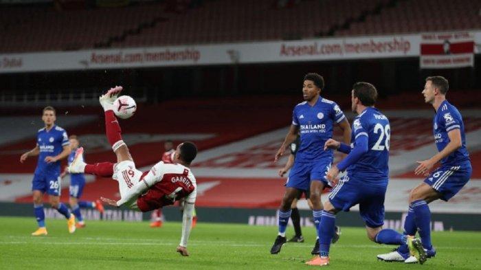 Jadwal Liga Inggris dan Prediksi Pertandingan, Leicester City vs Arsenal