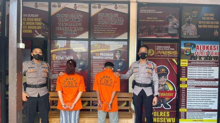 Jadi Kurir Sabu, Tukang Ojek asal Pesawaran Lampung Diciduk Polisi