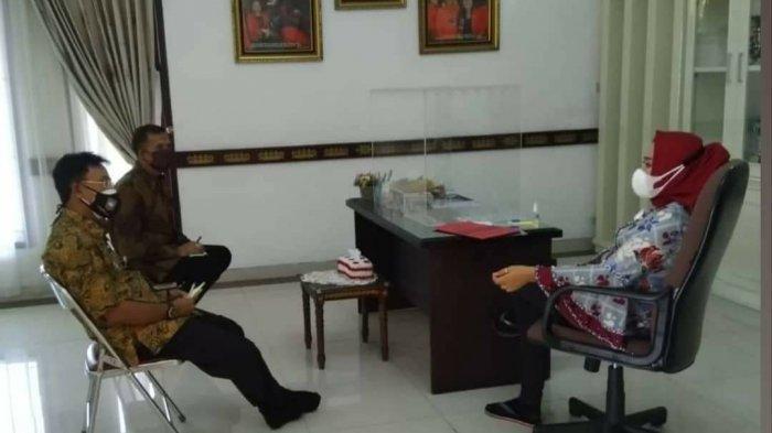 Tulangbawang Lampung Darurat Covid-19, Bupati Winarti Anggarkan Rp 8 Miliar untuk Insentif Nakes