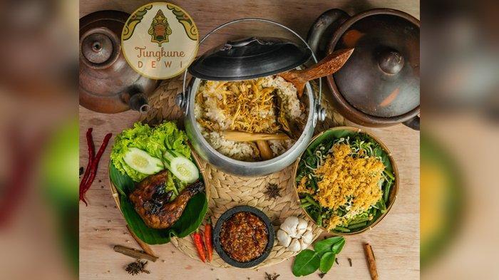 Tungkune Dewi Sajikan Makanan Bagi yang Menjalankan Diet