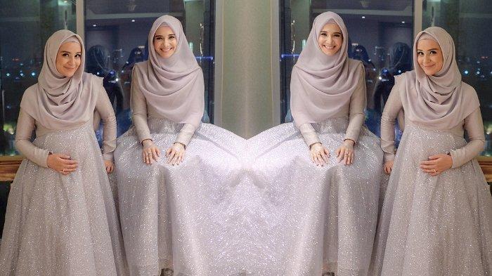 4 Pilihan Model Hijab Lebaran 2019 Pakai Hijab Bahan Voal dan Sateen