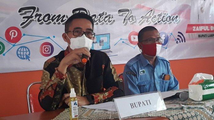 PDAM Way Guruh Lampung Timur  Berikan Potongan Tagihan Rekening