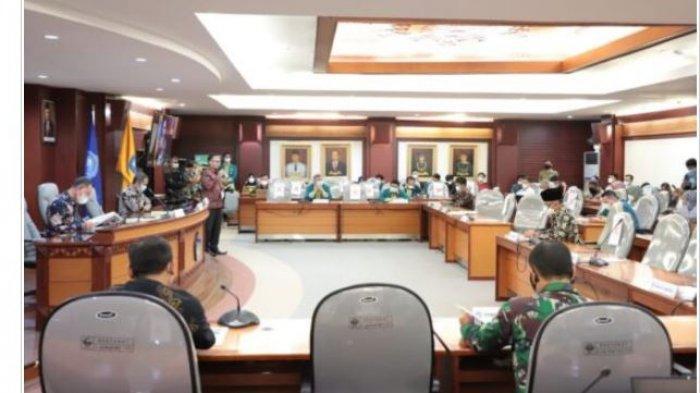 Forum Rektor Penguat Karakter Bangsa dan KPK Gelar Kulaih Umum