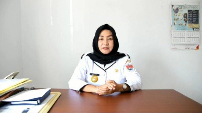 Ucapan HUT Tribun Lampung dari Kepala Dinas PPKB Mesuji Herawati