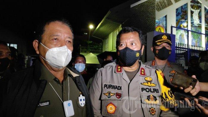 Ucapan Terima Kasih Kapolda Irjen Purwadi Arianto untuk Masyarakat Lampung
