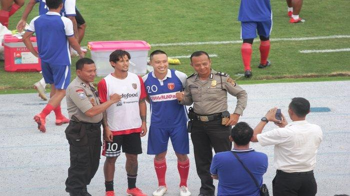 Lakoni Ujian Berat di Markas Bali United, Milan Petrovic Yakin Badak Lampung Bisa Curi Poin